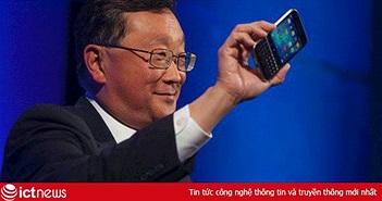 Nhờ đâu Blackberry tiếp tục có sự trở lại ngoạn mục?