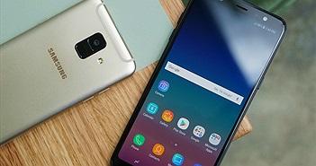 Lộ cấu hình Samsung Galaxy A6s sở hữu RAM 6GB