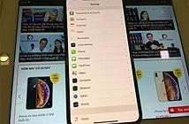 Cách sử dụng 2 SIM cùng lúc trên iPhone XS Max quốc tế