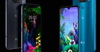 LG ra mắt G8s ThinQ và Q60 có 3 camera, giá hấp dẫn