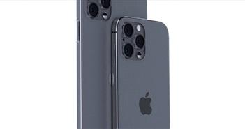 NÓNG: Hình ảnh sớm nhất về iPhone 12 2020