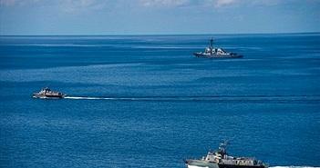 Khám phá sức mạnh chiến hạm Campuchia đang tập trận cùng Hải quân Mỹ