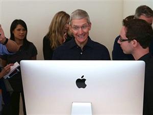 Apple khổng lồ ra sao?