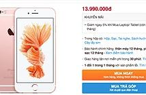 iPhone 6S chính hãng giảm mạnh 3 triệu đồng