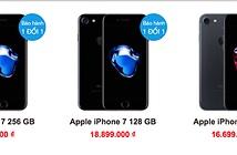 iPhone 7 giảm giá kịch sàn, sức mua vẫn thấp
