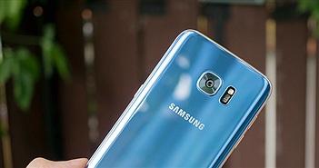 Trên tay Galaxy S7 Edge màu xanh san hô Blue Coral: máy chính hãng, đẹp như Note7