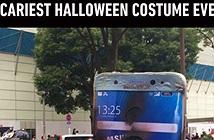 """[Galaxy Note 7] Galaxy Note 7 là bộ trang phục """"hot"""" nhất đêm Halloween hôm qua"""