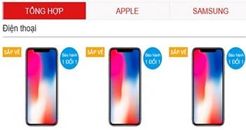 SỐC: iPhone X xách tay về Việt Nam có giá đắt 100 triệu đồng?
