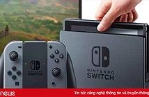 Bàn điều khiển Switch của Nintendo mang lại thời điểm tốt đẹp cho công ty