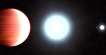 Tìm thấy hành tinh lạ có phủ chất trong kem chống nắng