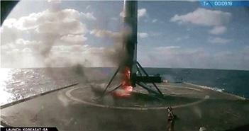SpaceX phóng thành công tên lửa mang vệ tinh thương mại của Hàn Quốc
