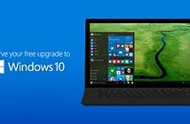 Hạn nâng cấp miễn phí lên Windows 10 sẽ hết vào ngày 31/12/2017
