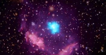 """Kinh ngạc sao trẻ di chuyển tốc độ """"khủng"""" trong vũ trụ"""