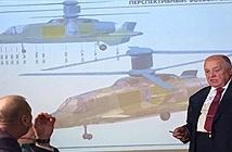 Nga vô tình để lộ thiết kế vũ khí tương lai