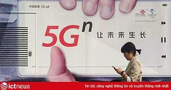 Trung Quốc chính thức bật mạng 5G