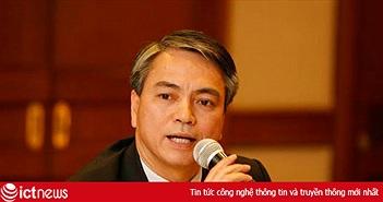"""Từ hôm nay, """"Thuyền trưởng VNPT"""" Trần Mạnh Hùng về nghỉ theo chế độ"""