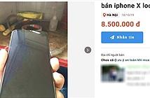 iPhone X chào bán giá hơn 8 triệu, có nên mua?