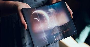 Smartphone màn hình gập làm 3 dị nhất hiện nay
