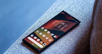Lượng smartphone Sony bán trong 3 tháng chỉ bằng Apple, Huawei bán 1 ngày