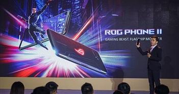 ROG Phone II ra mắt thị trường Việt: giá từ 22 triệu, rẻ hơn iPhone 11 Pro nhưng chiến game như laptop gaming