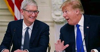 """Tim Cook được khen """"nức mũi"""" trước thành công của Apple"""