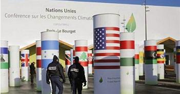 Hội nghị Thượng đỉnh Khí hậu COP21 khai mạc tại Paris