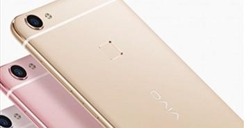 Vivo tung bộ đôi smartphone thiết kế kim loại, RAM 4 GB