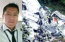 Bí quyết giúp thành viên chuyến bay rơi ở Colombia sống sót