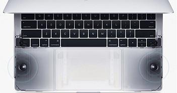Loa MacBook Pro 2016 đã an toàn hơn khi cài Windows