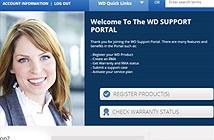 Cách kiểm tra thông tin và đăng ký bảo hành sản phẩm WD