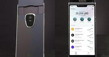 """Smartphone giao dịch tiền ảo Finney siêu cấp đã """"lên kệ"""""""