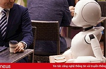 Độc đáo quán cafe tại Nhật dùng đội ngũ nhân viên robot do người bại liệt điều khiển