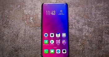 Không chịu kém cạnh, Oppo sắp trình làng điện thoại gập màn hình