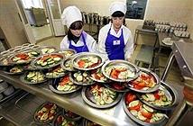 Chế độ ăn đặc biệt dành cho lính Hạm đội Thái Bình Dương Nga