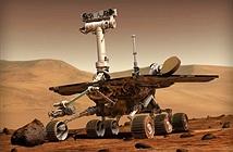 Robot Opportunity (Sao Hỏa) đang bị chứng mất trí nhớ