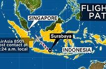 Singapore dùng điện thoại dưới nước truy tìm hộp đen QZ8501