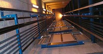 Lịch sử phát triển của thang máy