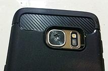 Mặt kính camera trên Galaxy S7 bị tố dễ vỡ