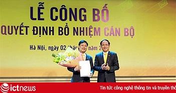 Ông Chu Quang Hào nhận chức Tổng giám đốc mới của Vietnam Post