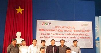 SDTV hoàn thành phủ sóng truyền hình số 20 tỉnh, thành Nam Bộ
