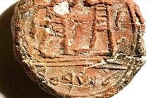 Israel phát hiện cổ vật 2.700 năm tuổi