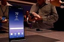 Samsung nói sự cố pin Galaxy Note 8 không phổ biến