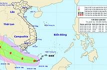 Bão Pabuk sẽ gây mưa lớn, giông lốc ở Nam Bộ