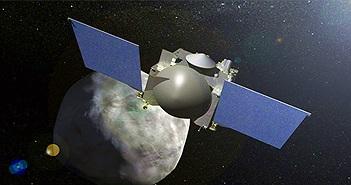 Tàu vũ trụ 800 triệu USD lần đầu bay vào quỹ đạo tiểu hành tinh