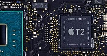 Apple định hình xu thế bảo mật mới với chip T2
