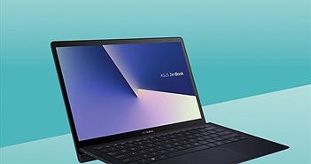 Laptop thời trang: Asus ZenBook S UX391UA