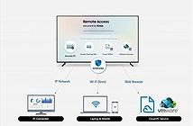 Samsung giới thiệu tính năng kiểm soát từ xa các thiết bị kết nối ngoại vi thông qua TV thông minh