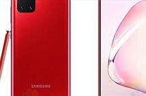 HOT: Ảnh thực tế Galaxy Note 10 Lite khiến fan xôn xao