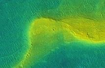 Choáng váng dòng sông khổng lồ từng chảy qua sao Hỏa?