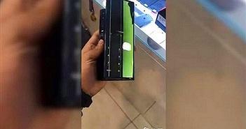 Huawei Mate X bị hỏng màn hình ngay sau khi mở bán